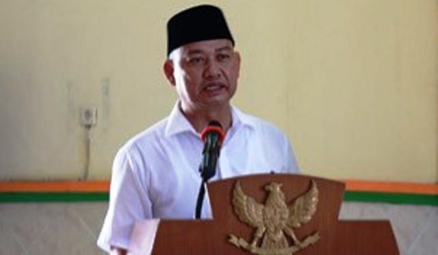 Anggota DPRD Kota H Rusliansyah.