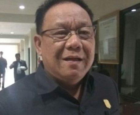 Ketua DPRD Mura Gad F Silam.
