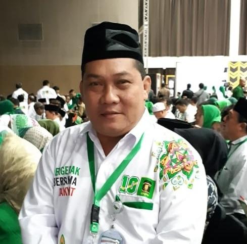 Ketua Komisi I Anggota Dewan Perwakilan Rakyat Daerah (DPRD) Kabupaten Kapuas H Darwandie