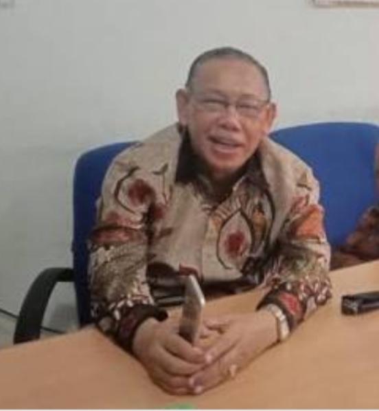 Wakil Ketua DPRD Barsel Hasannudin Agani.