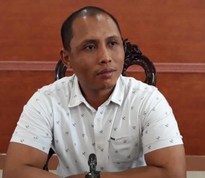 Anggota DPRD Kapuas Kunanto.