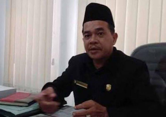 Anggota Komis A DPRD Kota Palangka Raya Riduanto.
