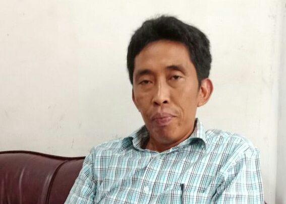 Anggota DPRD Kota Palangka Raya Rusdiansyah.