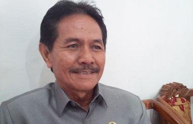 Anggota DPRD Kapuas Suwanto E Sumen.
