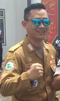 Camat Murung Wahyu Priyatna