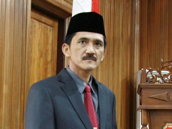 Wakil Ketua II DPRD Kobar Mulyadin.