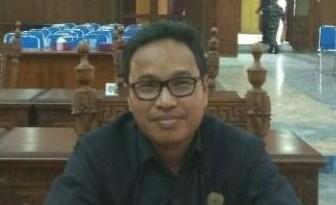 Anggota DPRD Kobar Mustafa Basir