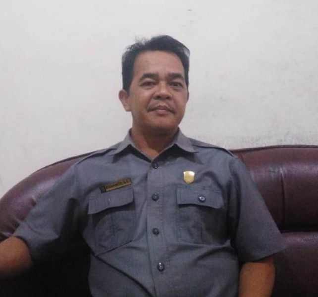 Anggota DPRD Kota Palangka Raya Riduanto.