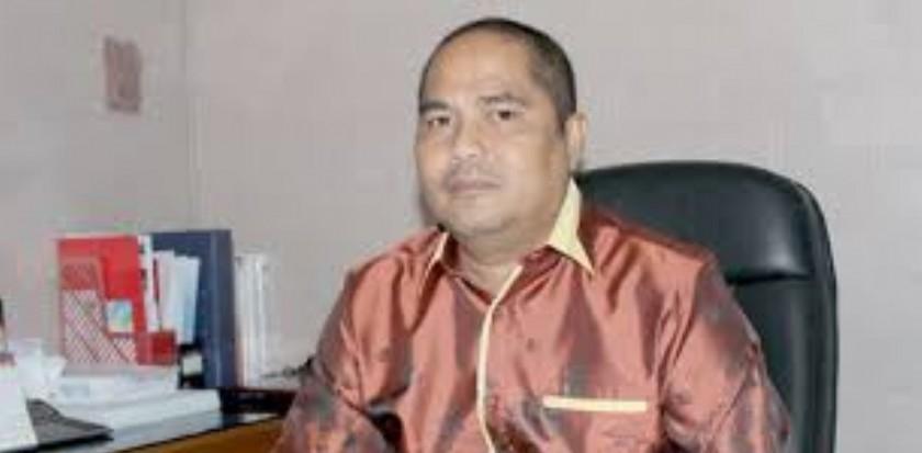 Anggota Komisi C DPRD Palangka Raya, Ferry S Lesa.