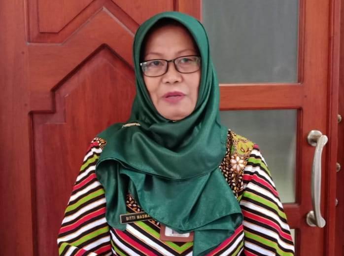 Sekretaris DPRD  Palangka Raya, Sitti Masmah