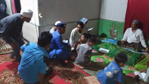 Jasad korban saat berada di rumah duka, Selasa (23/7/2019).