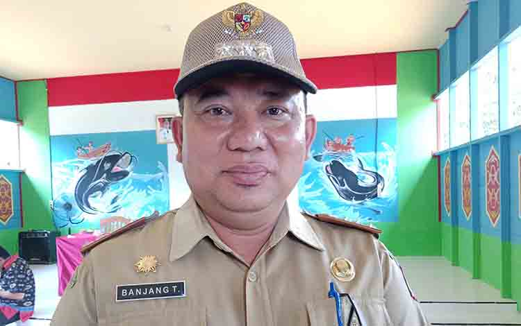 Camat Murung Banjang Jalin.