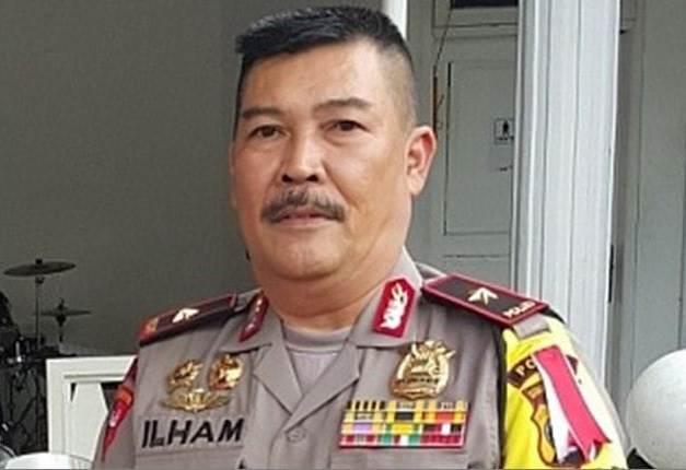 Dankorbrimob Mabes Polri Irjen Pol Ilham Salahudin