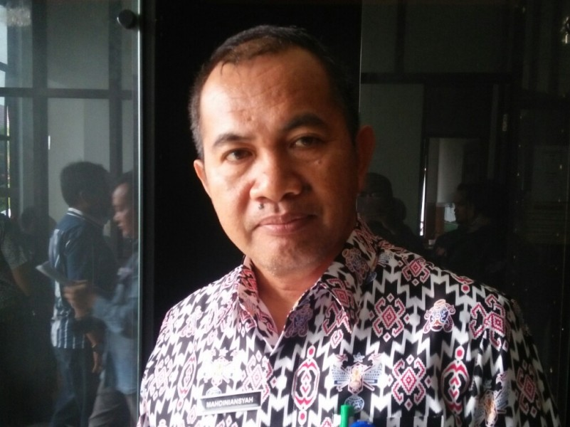Kepala Dinkes Kabupaten Seruyan Mahdiniansyah, S.KM.,M.Kes