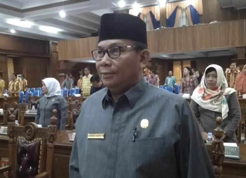 Anggota DPRD Kobar Bambang Suherman.