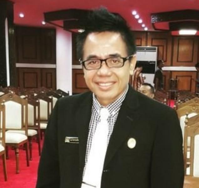 Sekretaris Komisi B DPRD Kota Palangka Raya, Alfian Batnakanti