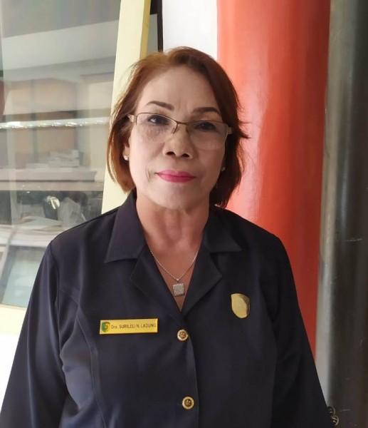 Anggota Komisi C DPRD Palangka Raya, Surileli N Ladung