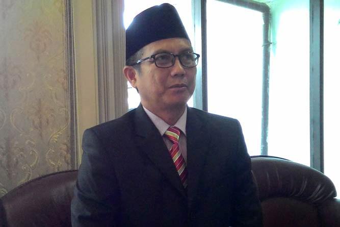 Anggota DPRD Kota Palangka Raya Beta Syailendra