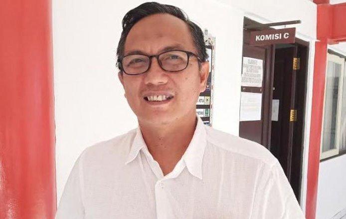 Anggota DPRD Kota Palangka Raya Beta Syailendra.