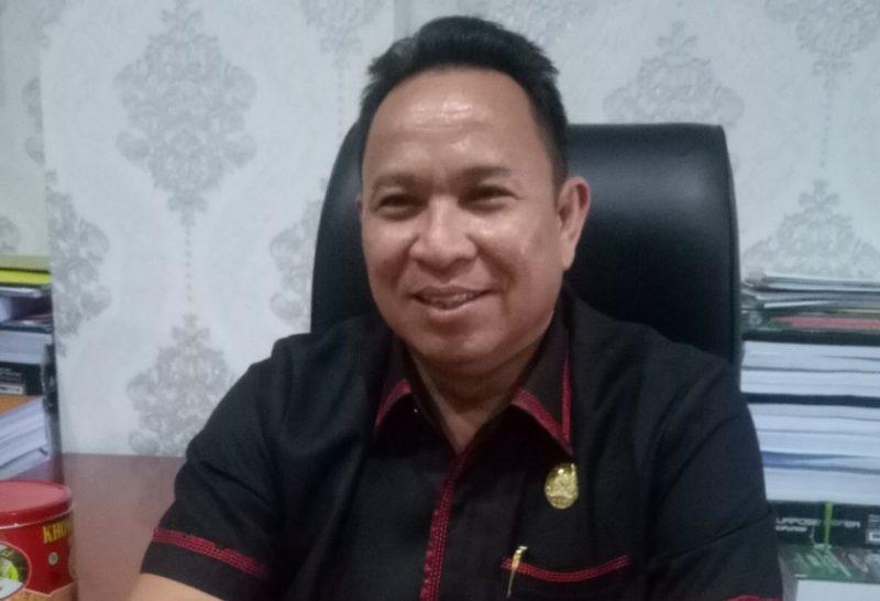 Ketua DPRD Mura Doni SP