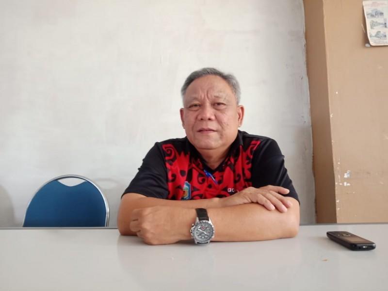 Ketua Sementara DPRD Mura Gad F Silam.