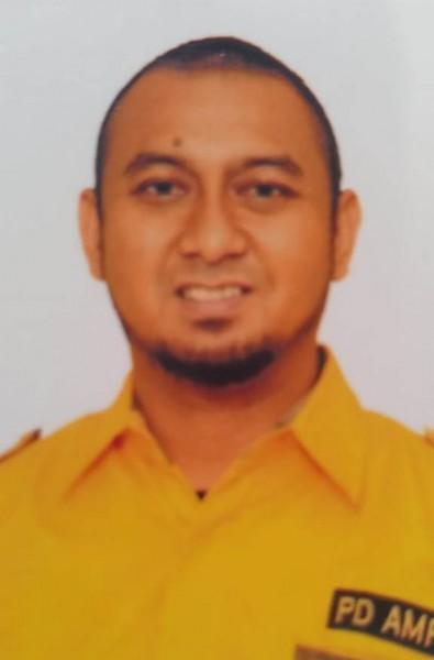 Anggota DPRD Palanga Raya, Wahid Yusuf