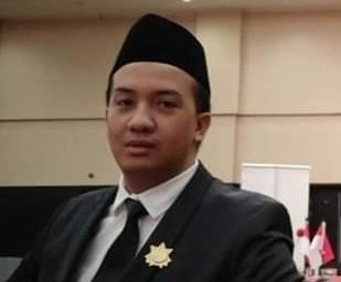 Anggota DPRD Kobar Rizky