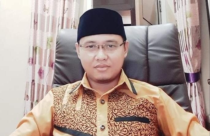 Anggota DPRD Kobar Irwan Budianur.