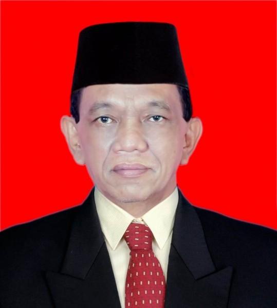 Ketua Komisi I DPRD Barsel H Raden Sudarto SH (H Alex).