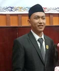 Anggota DPRD Mura Rahmad Hidayat.