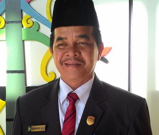 Anggota Komisi C DPRD Kota Palangka Raya Riduanto.
