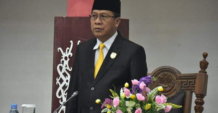 Ketua Komisi A DPRD Kota Palangka Raya, Subandi.