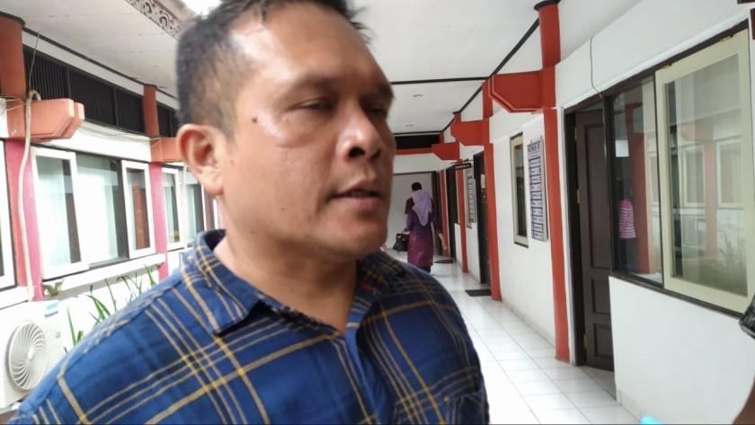 Anggota DPRD Kalteng Komisi B, HM Kemal Nasery saat memberikan keterangan kepada awak media Jumat (8/11/2019).