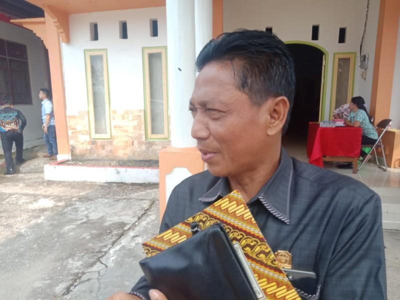Ketua Komisi II DPRD Mura Heriyus.
