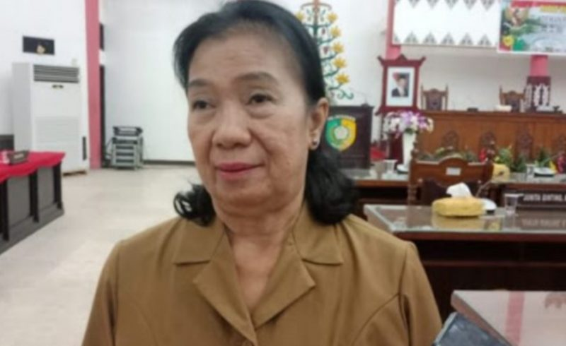 Anggota Komisi C DPRD Kota Palangka Raya Anna Agustina Elsye