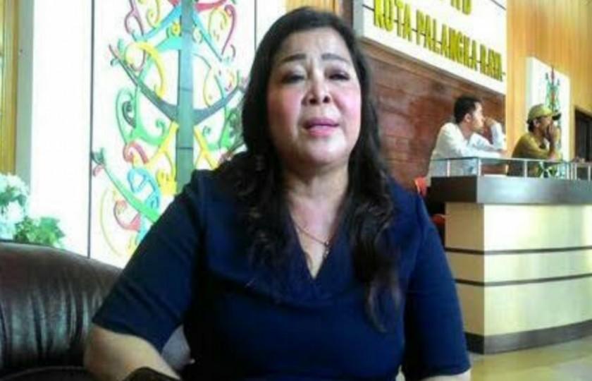 Ketua Komisi B DPRD Kota Palangka Raya, Neni Adriati Lambung.