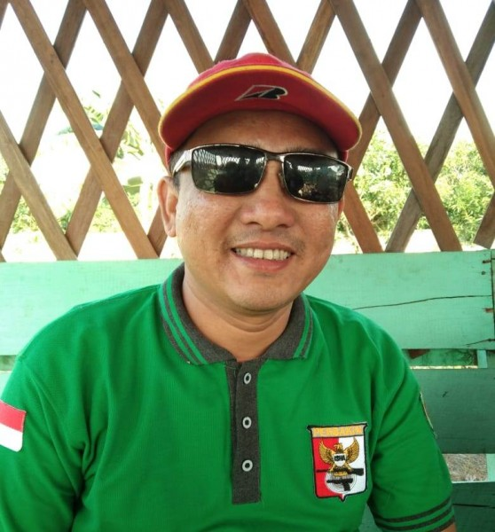 Anggota DPRD Katingan, M.Effendi S.Hut