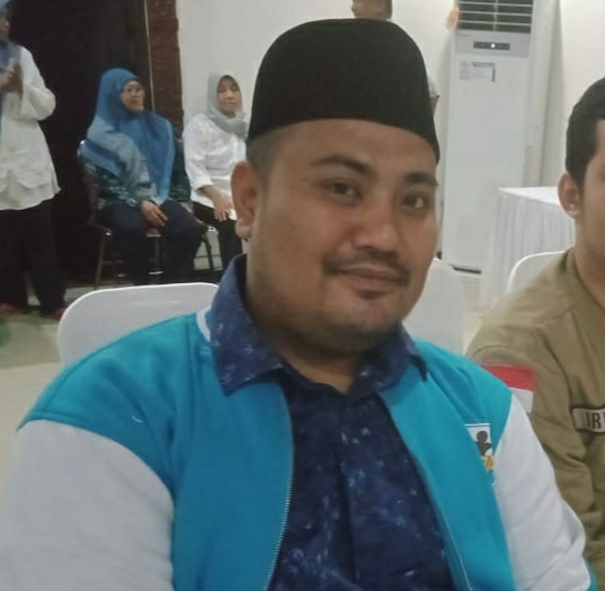 Anggota Komisi A DPRD Kota Palangka Raya, Noorkhalis Ridha/