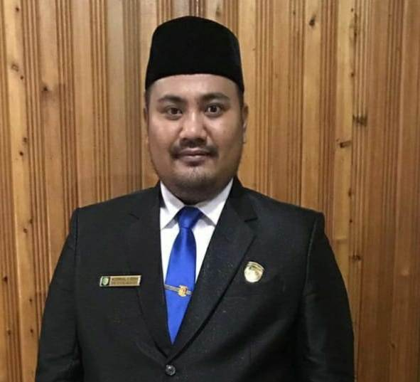 Anggota komisi A DPRD Kota Palangka Raya, Noorkhalis Ridha. P