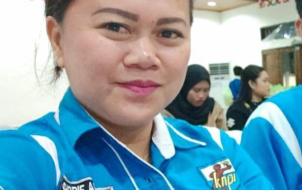 Wakil Ketua Komisi C DPRD Kota Palangka Raya, Shopie Ariany Sitorus.