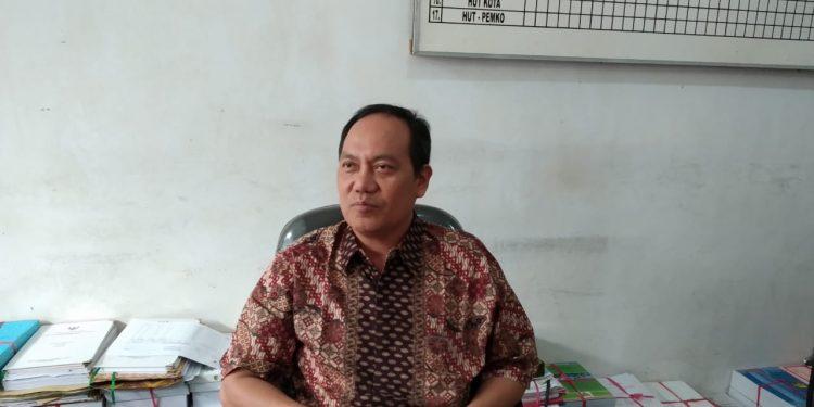 Wakil Ketua Komisi C DPRD Kota Palangka Raya, M Hasan Busyairi.