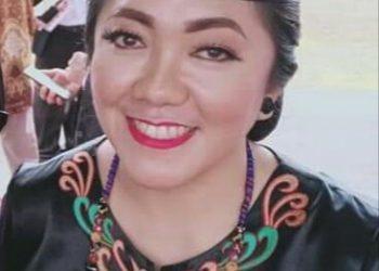 Direktur RSUD Mas Amsyar Kasongan, dr.Agnes Nissa Paulina.