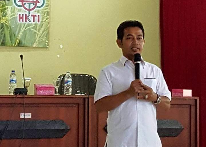 Anggota DPRD Mura Yetro M Yoseph.
