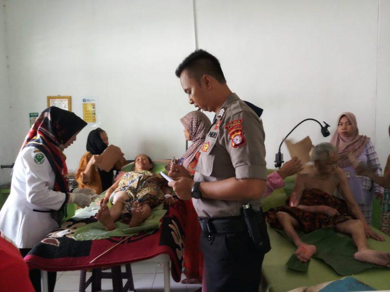 Ketiga korban saat mendapatkan perawatan intensif oleh tim medis Rabu (11/12/2019).