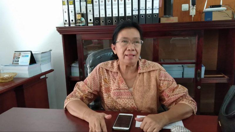 Anggota DPRD Kota Palangka Raya Anna Agustina Elsye.