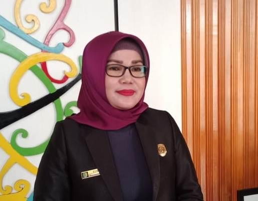 Anggota Komisi B DPRD Kota Palangka Raya, Ruselita.