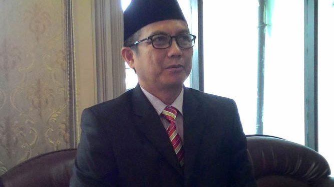 Ketua Komisi C DPRD Kota Palangka Raya Beta Syailendra.