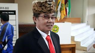 Rektor UPR Andrie Elia.