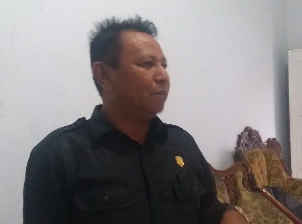 Wakil Ketua DPRD Kotim H Rudianur.