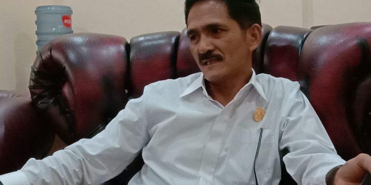 Wakil Ketua DPRD Kobar Mulyadin.